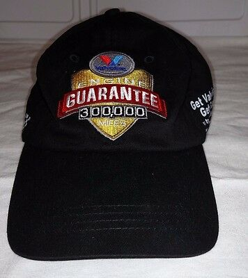 Advance Auto Parts Hat Valvoline Engine Guarantee 300 000 Miles Baseball Cap Adj