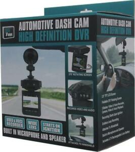 DASH CAM  - NIGHT VISION - HIGH DEFINITION AUTO START - New in Box - AMAZING SURPLUS PRICES !!