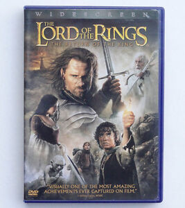 Lord-of-the-Rings-The-Return-of-the-King-2003-PG-13-DVD-movie-2-discs-widescree