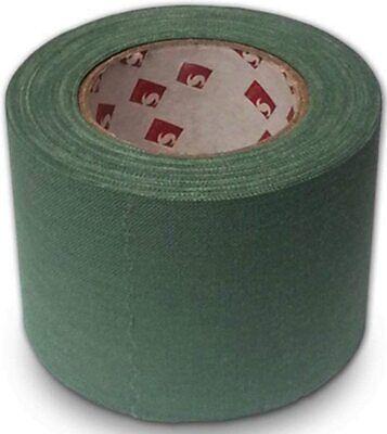 Green Scapa 10 Metre X 5cm Roll Sniper Fabric Tape - Repair Military Cloth Tape