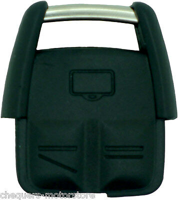 Fits Vauxhall Opel Vectra Astra Omega 3 Button Remote Key Fob Case NO light