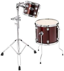 NEW  ddrum D2 BR AD1 2-Piece Drum Shell Pack, Blood, Red Condition: New