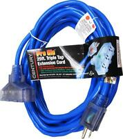 New - CONTRACTOR GRADE 12GU EXTENSION CORDS - Surplus Price!