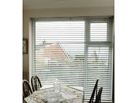 Venetian Blinds In good condition+ fittings