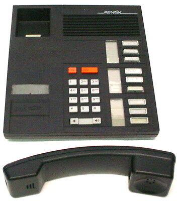 Northern Telecom Meridian Black Office Phone M5009 Nt4x35ja03 Nortel