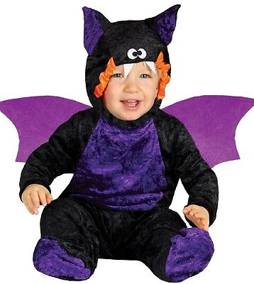 Baby Girls Boys Fruit Bat Cute Halloween Fancy Dress Costume Outfit 6-24 - Fruit Bat Halloween Costume