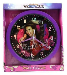 "10"" Nickelodeon VICTORIOUS Wall Clock"