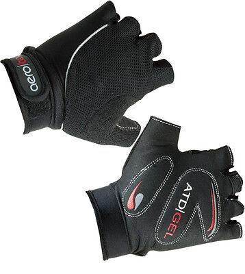 Childs Gel Padded Cycling Glove Fingerless Bike gloves, Choo