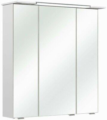 Pelipal Spiegelschrank Licata I weiß   Spiegelschränke