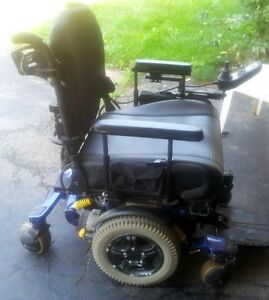Pride Mobility Quantum Rehab Q6000 Power Wheelchair Kitchener / Waterloo Kitchener Area image 2