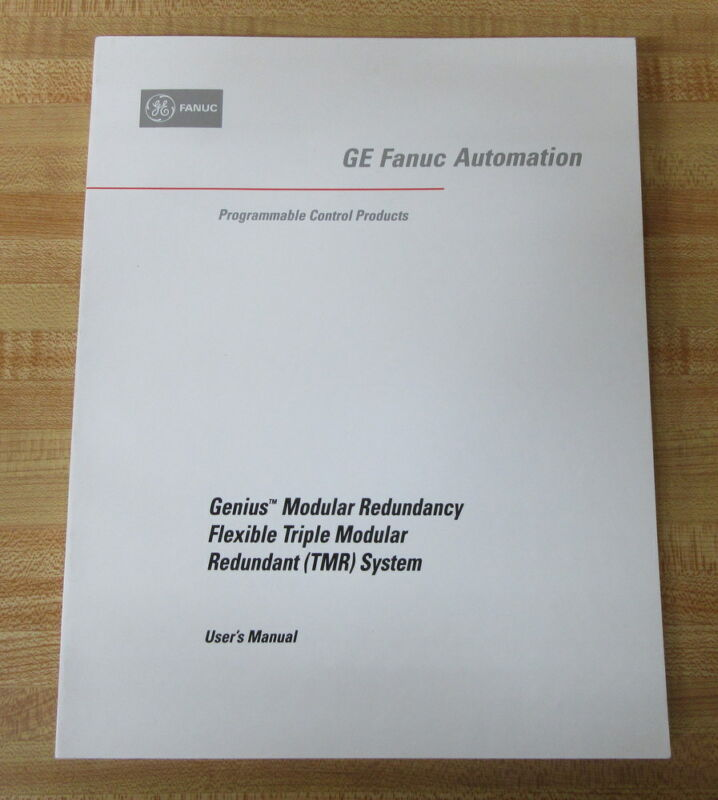 GE Fanuc Automation GFK-1277 User