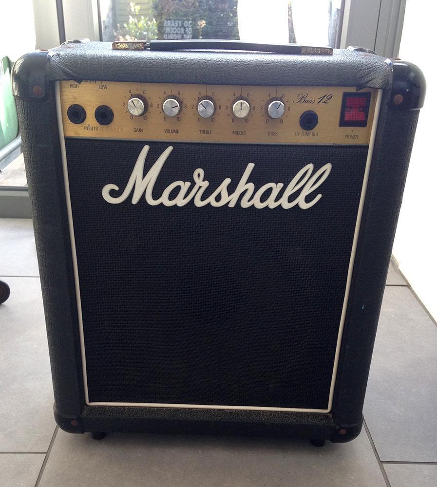 Marshall cab serial number dating 10