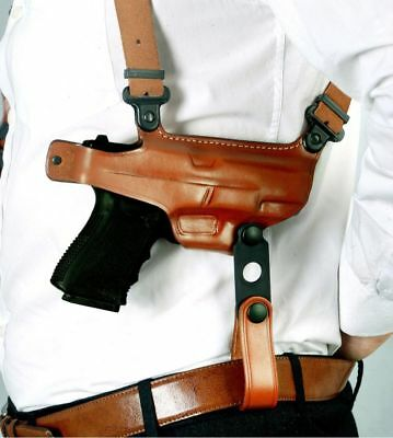 1 Single Mag Case (Shoulder Holster Single Mag Case, Springfield Operator 1911 A1 W/Rail 5