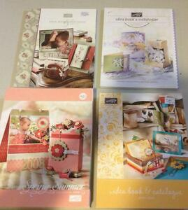 Stampin' Up! Idea Books