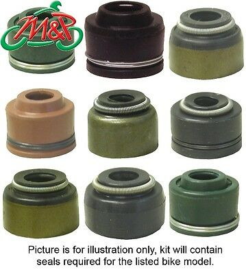 XS 650 B 1975 INLET VALVE STEM OIL SEAL KIT