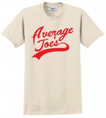 Average Joes Dodgeball Uniform (AVERAGE JOE DODGEBALL UNIFORM TOP MENS JERSEY S-5XL COSTUME TEE)