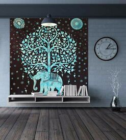 Thrilling Tree of life Tapestries by Handicrunch
