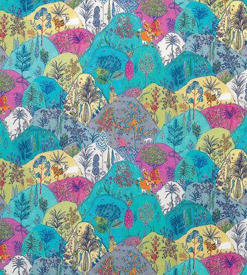 Osborne & Little Matthew Williamson Durbar Aravali F6945-01 Home Fabric (Matthew Williamson Home)