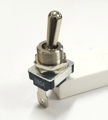 Ideal 774007 Spst On-off Toggle Chainsaw Safety Switch Terminates To Ground