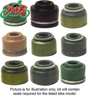 XJR 1300 N 5EAS JAPAN MODEL 2001 INLET VALVE STEM OIL SEAL KIT