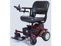 Quest power chair