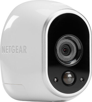 Netgear   Arlo Smart Home Add On Indoor Outdoor Wireless High Definition Secu