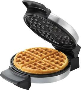 HMMMM WAFFLES!!! --- MAKE A TASTY BREAKFAST THAT HOMER SIMPSON WOULD LIKE --- WAFFLE MAKER -- BEAT THE BIG BOX PRICES