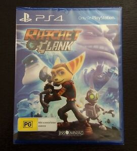 Ratchet & Clank PS4 Game - Brand New / Sealed. Will Swap / Trade Geelong Geelong City Preview