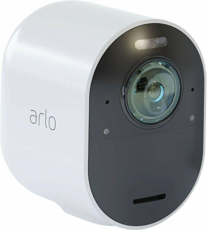 Arlo VMC5040-100NAR 4K Ultra UHD Wire-Free Security Camera Certified Refurbished