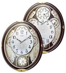 Gala II  Magic Motion Clock by Rhythm Clocks