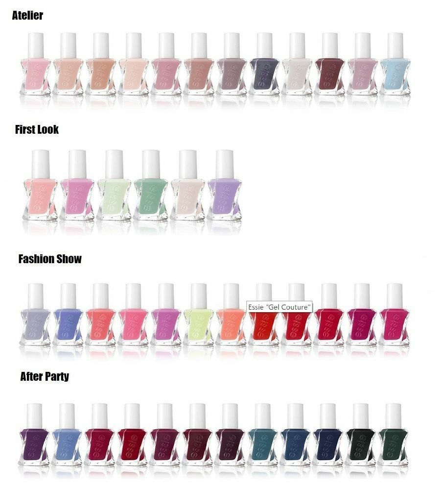 Essie Gel Couture Nail Polish On sale! Get your best colors ...