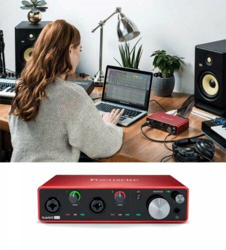 ams scarlett 4i4 3g audio interface scarlett