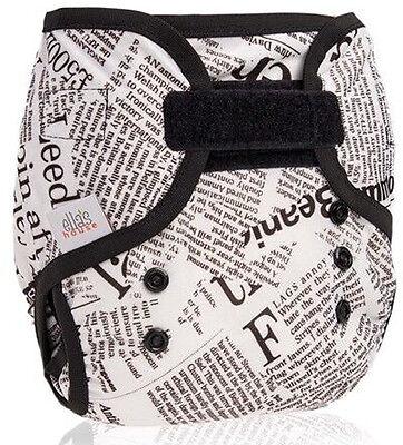 Bum Wrap Überhose Newspaper für