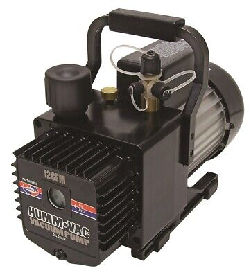 Uniweld Hvp12 Humm-vac 12 Cfm Vacuum Pump