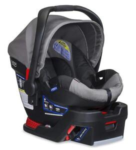 NEW Britax E1A736X B SAFE 35 Infant Seat Steel Condition New
