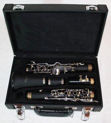 Bb Klarinette (deutsch) mit Koffer und Zubehör, DCL180