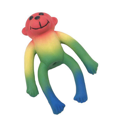 (COASTAL LIL PALS RAINBOW MONKEY 4