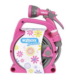 Brand new pink hoselock hose