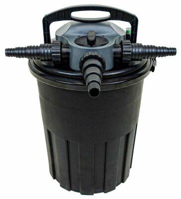 AquaForte CBF 15000 Filtro Estanque Presión 15000l 36 Vatios UV Carificador Con
