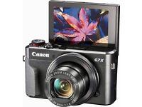 Canon - PowerShot G7X Mark II