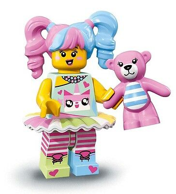 LEGO Ninjago Movie Fig 71019: #20 N-Pop Girl, Brand New