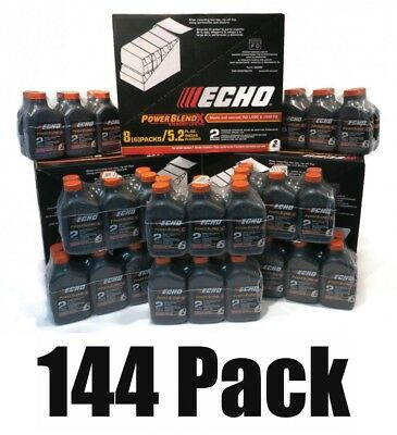 ECHO OIL 5.2oz Bottles 50:1 Mix SRM-200 SRM-210 SRM-225 SRM