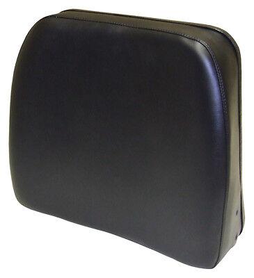 Amss7327 Backrest Cushion Black Vinyl For Massey Ferguson 1085 1105 Tractors