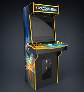 Personalized Arcade Systems by Retro Active Arcade Ltd.