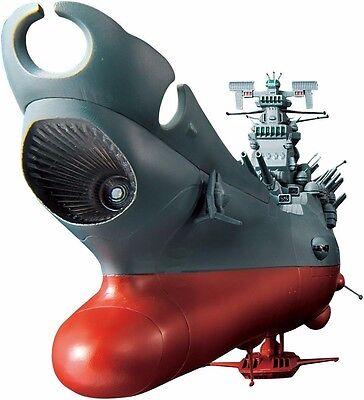 Alma De Cogokin GX-57 Espacio Batalla Barco Yamato Figura Acción Bandai Japón
