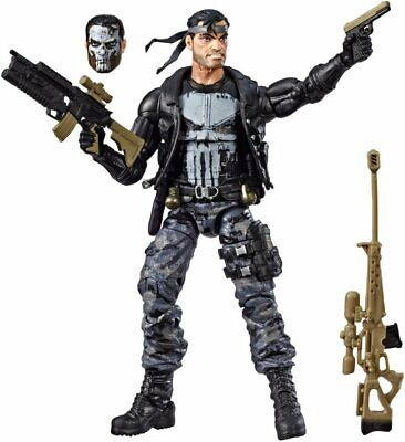 Marvel - Legends Series The Punisher - Multi, Free Shipping