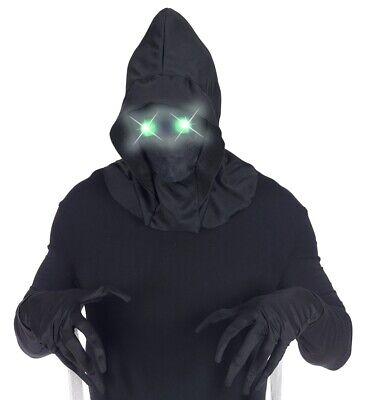 it grünen Leuchtaugen NEU (Auge Masken Halloween)