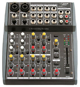 PYLE PRO 10 CHANNEL STUDIO GRADE IMP MIXER - Amazing Price !!