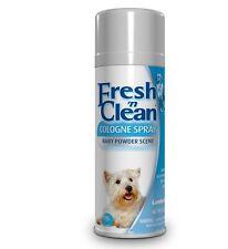 Fresh Clean Cologne for Dog - Bady Powder Scents 6oz