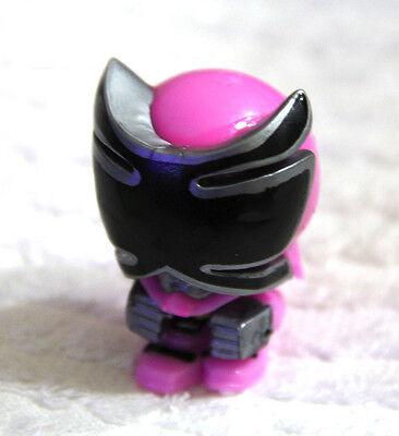 Brand New Power Rangers Samurai Mashems   -- pink Ranger
